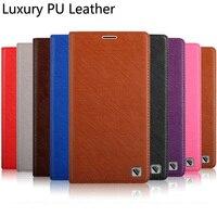 2PCS Luxury PU Leather Case For Huawei MATE7 Fundas Phone Case Cover MT7 TL00 Flip Case