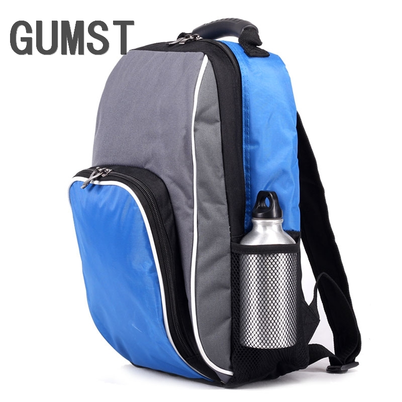 GUMST Cooler Bag Thermal Lunch Bag Insulated Ice Pack Beer Food Cooler Bag Men Women Picnic Thermo bags