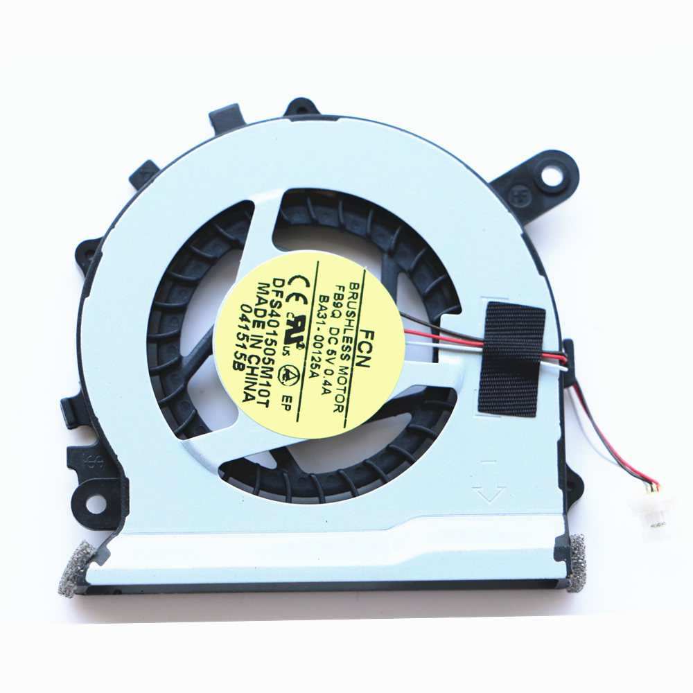 New Original BA31-00125A For Samsung NP530U3C NP535U3C NP540U3C Cpu Cooling Fan new laptop cpu cooling fan for samsung dp700a3b 23 aio ba31 00119a