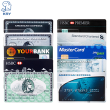 XIWANG Bank Card USB Memory stick Flash Drive 64gb Pendrive 4GB 8GB 16GB 32GB