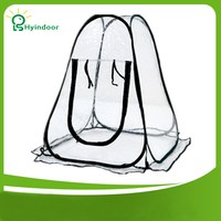 Garden Greenhouse Portable Folding Mini Transparent Greenhouses PVC Warm Room