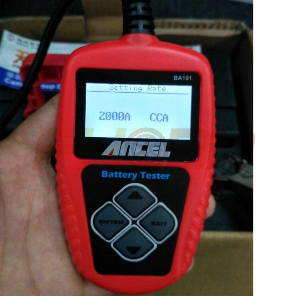 автомобильный аккумулятор анализатор доставка из Китая