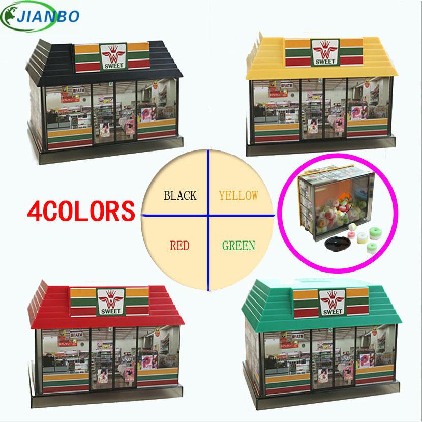 Security Convenient Store Money Box Cute Piggy Bank Secret Safe Box Money Coin Saving Bank For Children Toy Gift Home Decoration