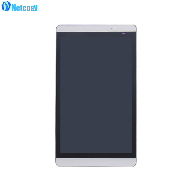 Netcosy LCD Display Touch Screen Assembly Replacement For Huawei Mediapad M2 8.0 M2-801L M2-802L M2-803L LCD screen srjtek 8 for huawei mediapad m2 8 0 m2 801l m2 802l m2 803l lcd display with touch screen panel digitizer full assembly parts