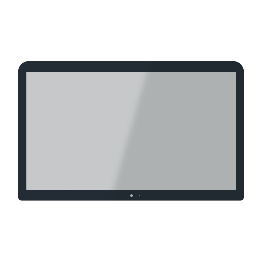 15.6 Touch Screen Front Glass Panel with Digitizer For Toshiba Satellite P55T-A H000066920 f930got bwd c f930got bwd for using front glass touch panel