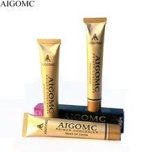 Brand Aigomc makeup covers 30g primer face concealer base beauty cosmetics tatoo cream corrector