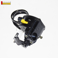 Throttle cable fixing seat or 2DW 4 WD starter motor for LINHAI ATV400
