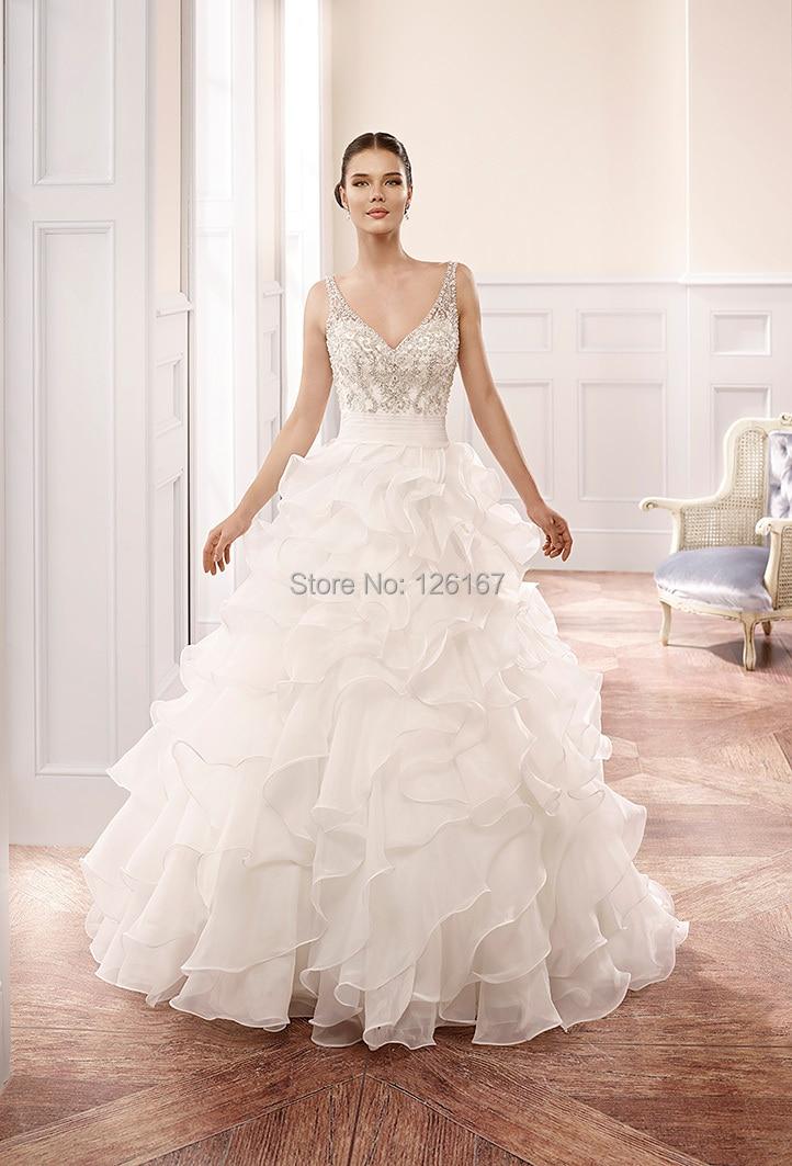 One strap wedding dresses kleinfeld dress blog edin for Wedding dresses one strap
