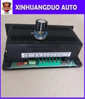 Input AC110 220V,output 0 110VDC 600W spindle speed control power supply support for 500 600W motor