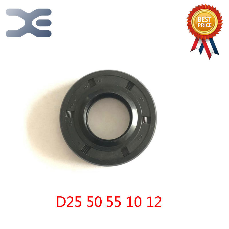 Washing Machine Parts D25 50 55 10 12 Applicable Drum Washing Machine Water Seal Oil Seal Ring