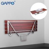 GAPPO настенный душевой стул для ванной комнаты складной стул для детский туалет складной душевой стул для ванной Душевой стул Cadeira стул для в