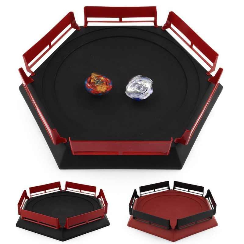 뜨거운 세트 Beyblade 경기장 금속 전투 Bey 블레이드 금속 Bayblade 경기장 어린이 선물 클래식 장난감 어린이 421756