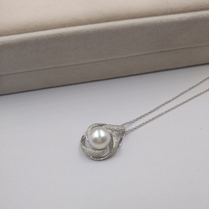 necklace in 925 sterling silver (6)