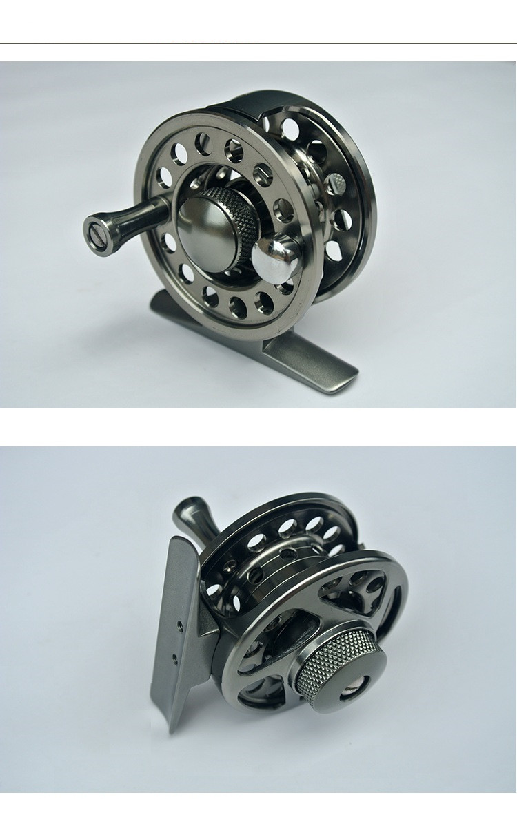 High quality full metal fly fishing reel for Fly fishing reel reviews