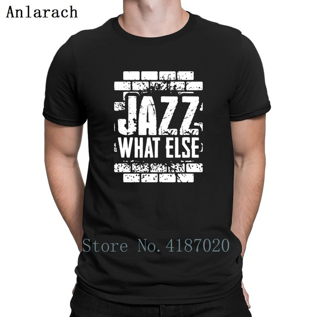 Jazz Saxophone Sax Trumpet Jazz Music T-Shirts 2018 Costume Tops Customize T  Shirt Graphic O-Neck Breathable Tee Shirt Letter b778c1326e60