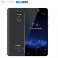 Cubot R9 Smartphone Android 7 0 Fingerprint 2GB RAM 16GB ROM 1280x720 HD Screen 5 0