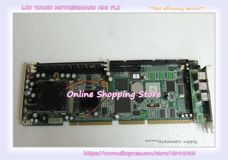 PCA-6180 REV.B1 industrial motherboard 100% tested perfect quality олимпийка мужская puma ferrari t7 track jacket цвет черный 57345511 размер xl 50 52
