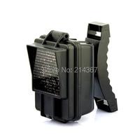 128pcs Black IR Extender for Forest Wild Cameras IR Infrared Flash Booster