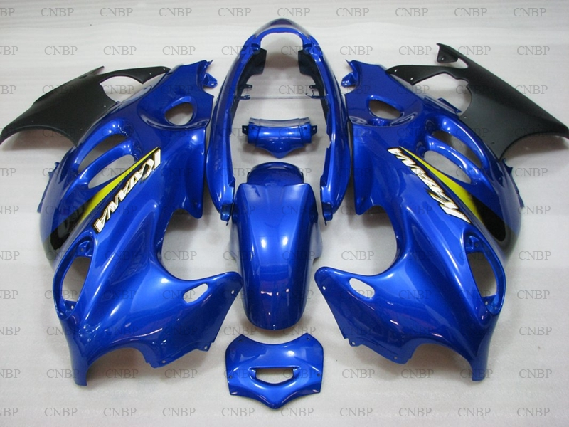 <font><b>GSX600F</b></font> <font><b>1999</b></font> Fairings for <font><b>Suzuki</b></font> <font><b>GSX600F</b></font> 1998 - 2006 Katana Black Blue Motorcycle Fairing <font><b>GSX600F</b></font> 05 06 Fairings image