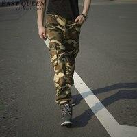 Fracht kleidung cargohosen männer military style camouflage hose mode pluderhosen männlichen DD151 C