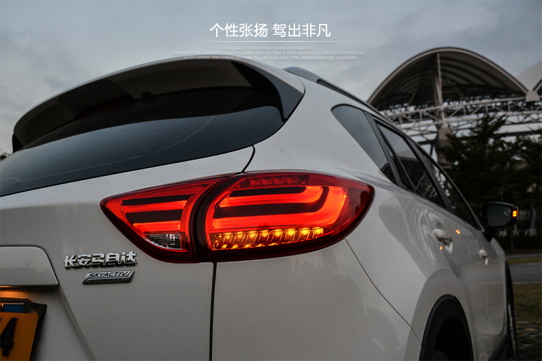 Hireno Tail Lamp For Mazda Cx 5 2013 2014 2015 Taillight