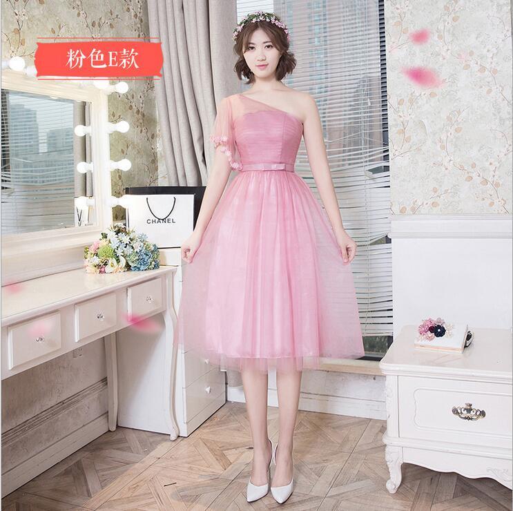 New high end wholesale Bridesmaid Dress Fashion Korean Bridesmaid ...
