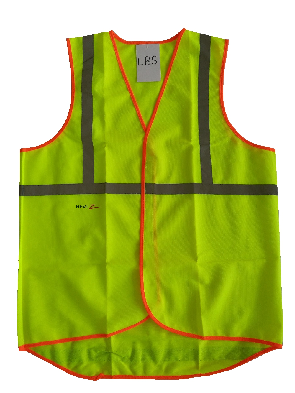 Reflective Jacket Safety Vest Kids Swallow-tailed Safety Hi-vis knitted Vest jiade two tone hi vis safety vest reflective