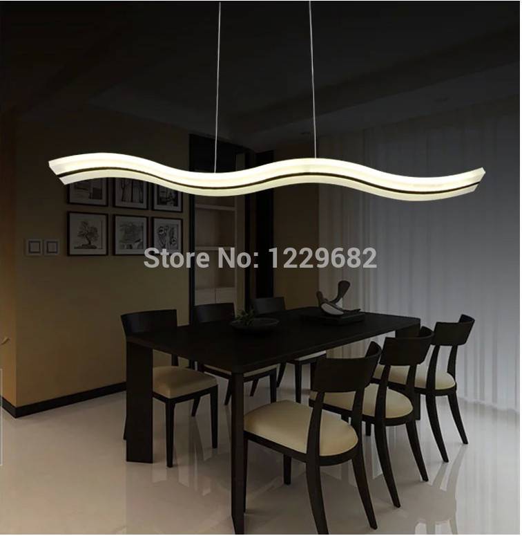 2015 New Fashion LED dining room chandelier for home kitchen room ...