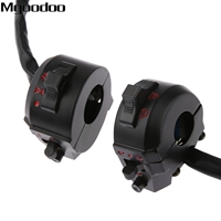New Motorcycle ATV 22mm Handlebar Left Right Side Control Switch High Low Beam Light Turn Signal