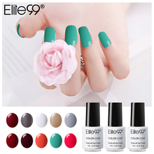 Elite99 7ml Gel Primer Professional Nail Art Salon Manicure Gel Varnish Soak off UV LED Color Nail Gel Polish Need Base Top Coat