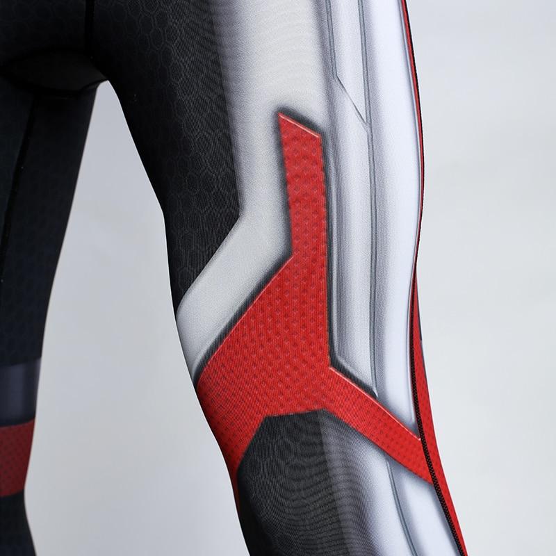 Avengers Endgame Quantum Realm Pants Advanced Tech Cosplay Sporty Trouses Unisex