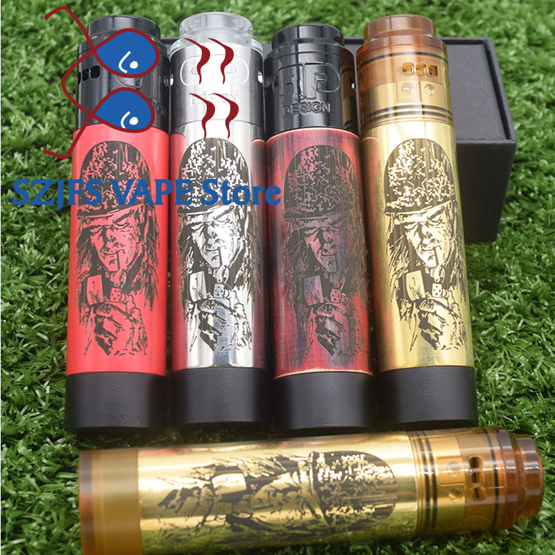 Mechanical mod 18650 battery Vaporizer VAPE with <font><b>QP</b></font> Design <font><b>KALI</b></font> <font><b>V2</b></font> <font><b>RDA</b></font> vs Pharaoh sob Mech mods kit for <font><b>rda</b></font> rta mtl rtad image
