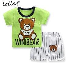 2pc Set Cotton Baby Girl Suit Shirt+Pants