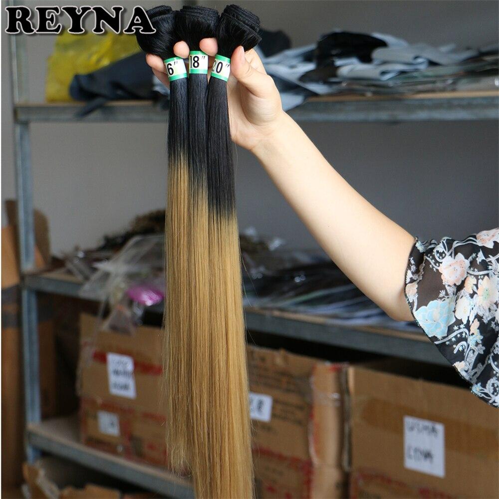 Tecer extensões do cabelo da fibra