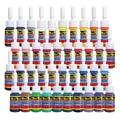 Solong Taty Tatuaje Tinta Del Tatuaje Del Pigmento 40 Colores 5 ml de Tinta Establece para La Ametralladora Del Tatuaje Kit TI1001-5-40 Envío gratis