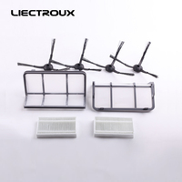 For B2000 B3000 B2005 B2005 PLUS For LIECTROUX Robot Vacuum Robot Side Brushx 4pc Primary