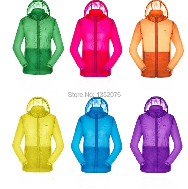 Brand Outdoor Sport Skin Jacket Women Men Sun Protection Waterproof Quick dry Lightweight Coats For Hiking