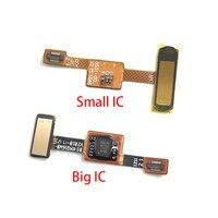 Impressão Digital Flex Cable Para Xiao mi mi mi 6 JIARUILA 6 de Volta Botão Home Sensor de Impressão Digital Flex Cabo de Peças de Reparo