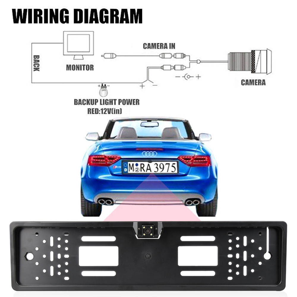 Volkswagen Backup Camera Wiring Diagram E30 Harness Gibson Marauder