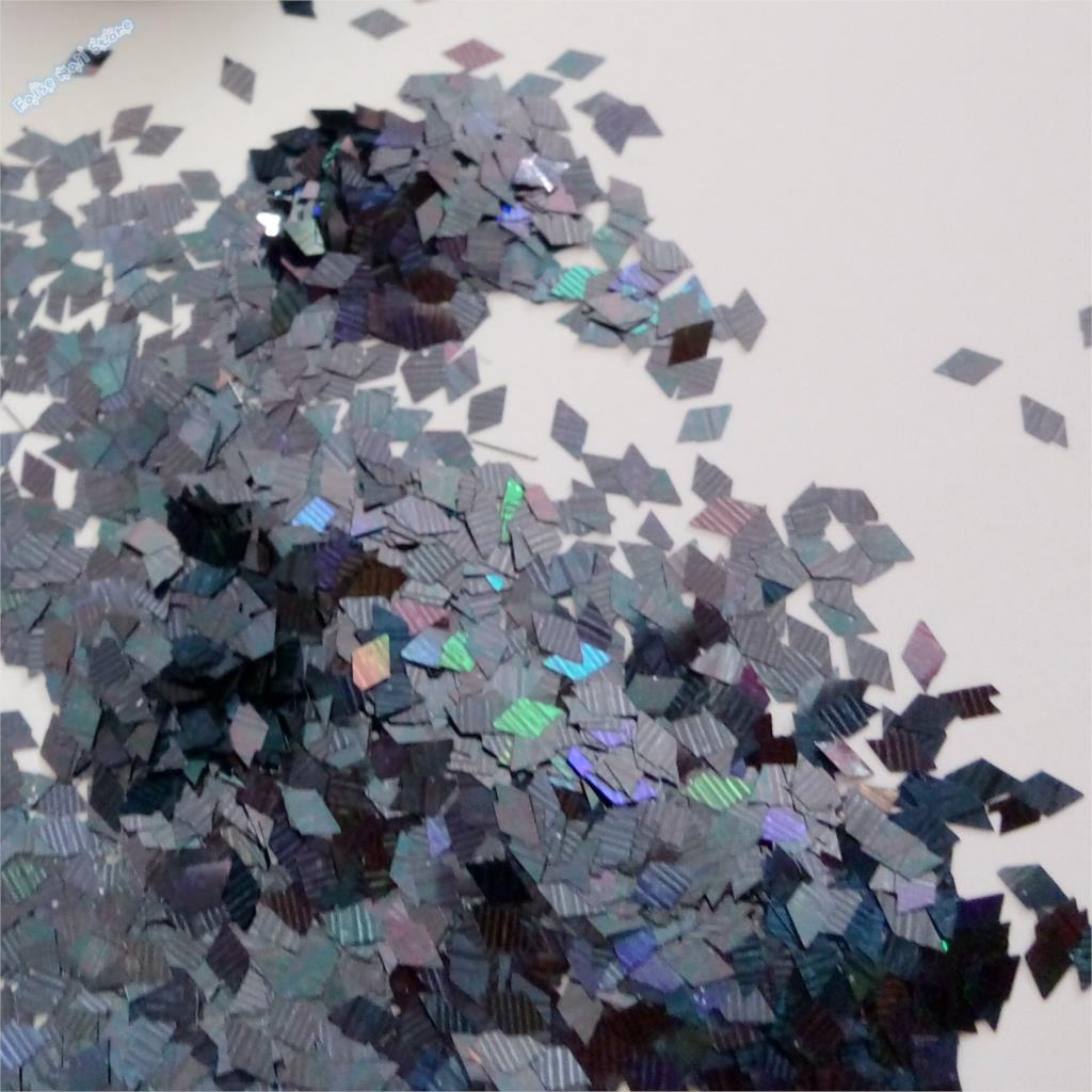 Shiny Acryl Nagel Raute Paillette 3D DIY Nail art Dekoration Diamant ...