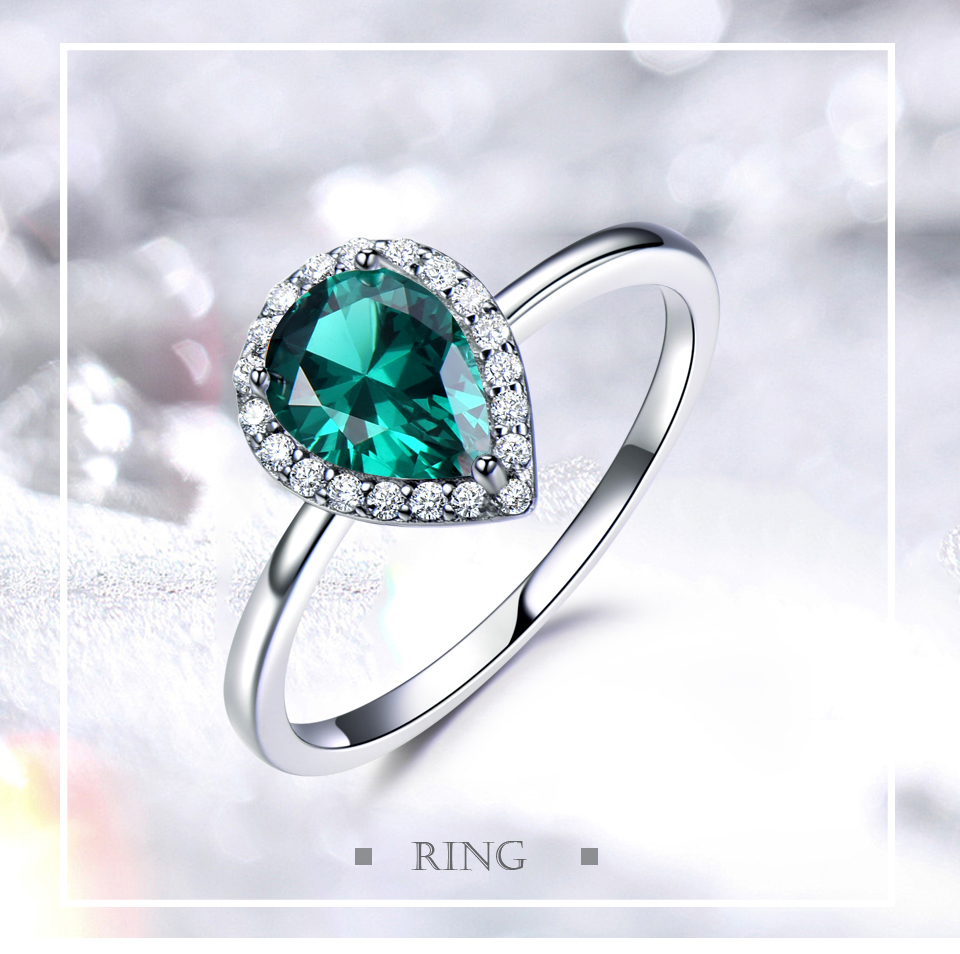 UMCHO-Emerald-925-sterling-silver-rings-for-women-RUJ046E-1-PC_01