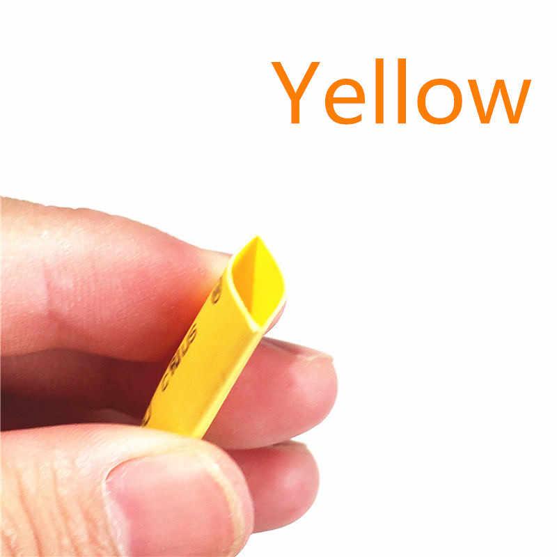 1 metre 2:1 9 Renkler 5mm 6mm 7mm 8mm 9mm 10mm 11mm 12mm 13mm 14mm Isı Shrink Heatshrink boru hortum kablo Dropshipping
