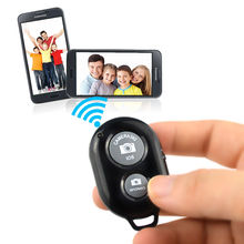 Mini Bluetooth Remote Control Shutter for Iphone Samsung Xiaomi Huawei Smartphones Shooting taking photos