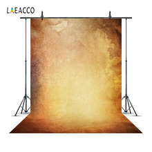 Laeacco Grunge Gradient Solid Color Portrait Baby Photography Backgrounds Custom Camera Photographic Backdrops For Photo Studio