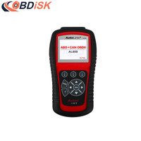 Autel AutoLink AL609 ABS CAN OBDII Diagnostic Tool Diagnoses ABS System Codes Internet Updatable