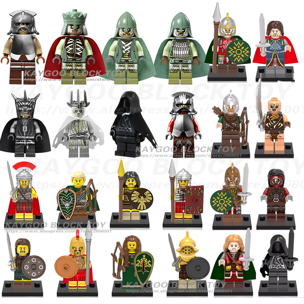 Wars King Theoden Boromir Bricks Model Building Blocks Children Gift Toys Lord Of The Rings The Battle Of Helms Deep Pg501 With The Best Service Blocks