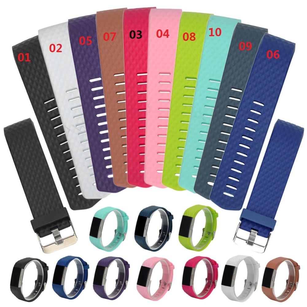 9 кольорів силіконовий ремінь для - Аксесуари для годинників