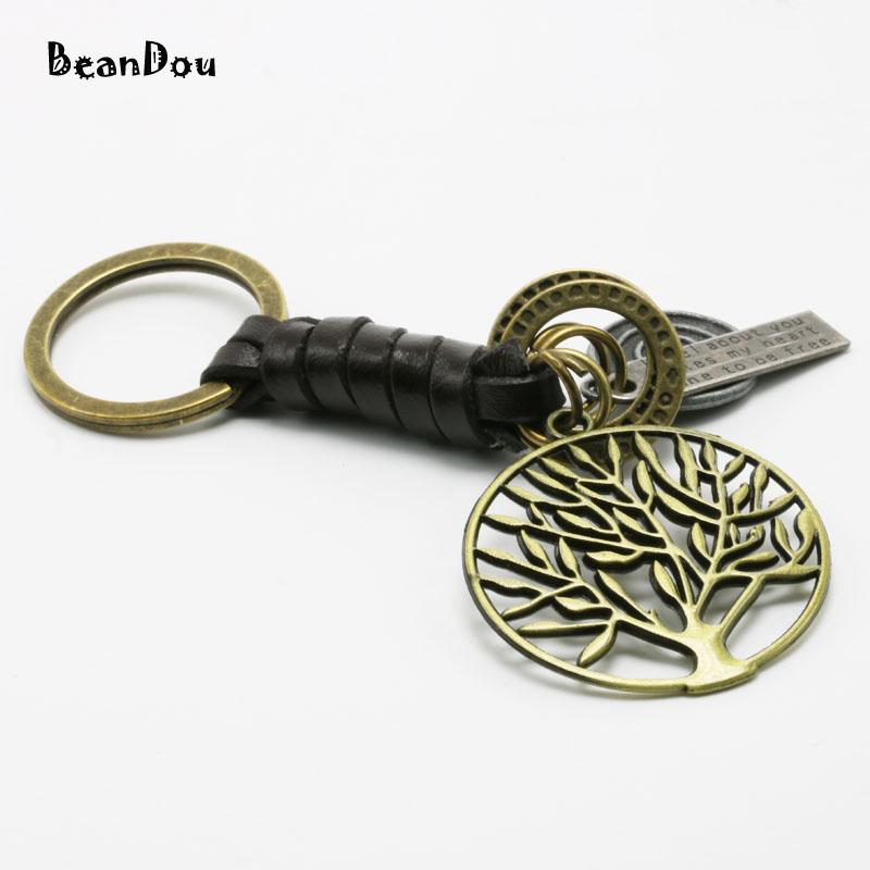 fashion vintage key chains pendant key rings key holder