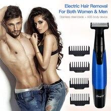 5 in 1 elektrikli yüz epilasyon epilatör USB şarj edilebilir ağrısız tam vücut saç tıraş makinesi kadın erkek kaş burun düzeltici 34