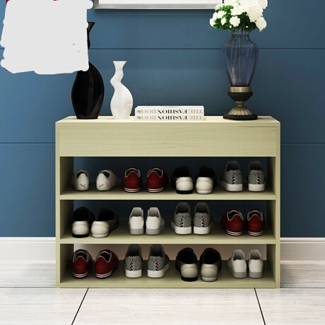 Shoe Cabinets Shoe Rack Living Room Furniture Home Furniture Assembly Solid  Wood Shoes Rack Quality Good